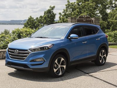 Theft of a blue Hyundai SUV in Petawawa!