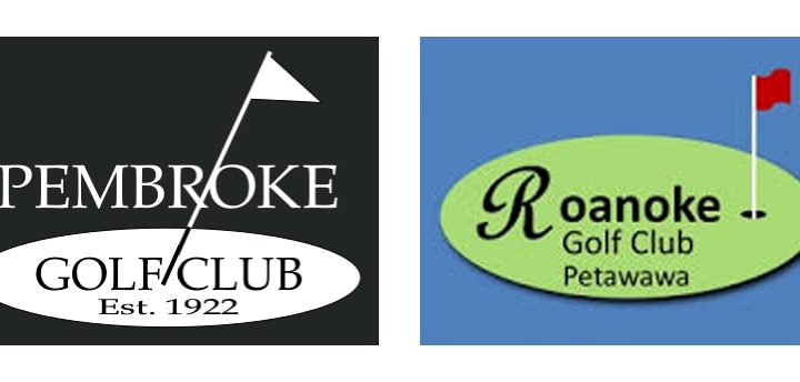 Break & Enter at Two Local Golf Courses