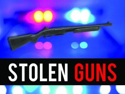 Firearms Stolen in Petawawa