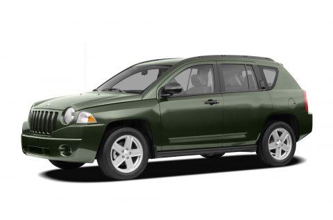 2008JeepCompass SUV